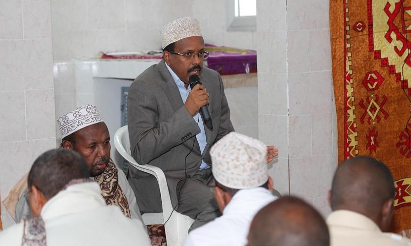 Madaxweynaha DF Somalia oo ku baaqay in si deg-deg ah loo joojiyo Dagaallada Tuka-raq