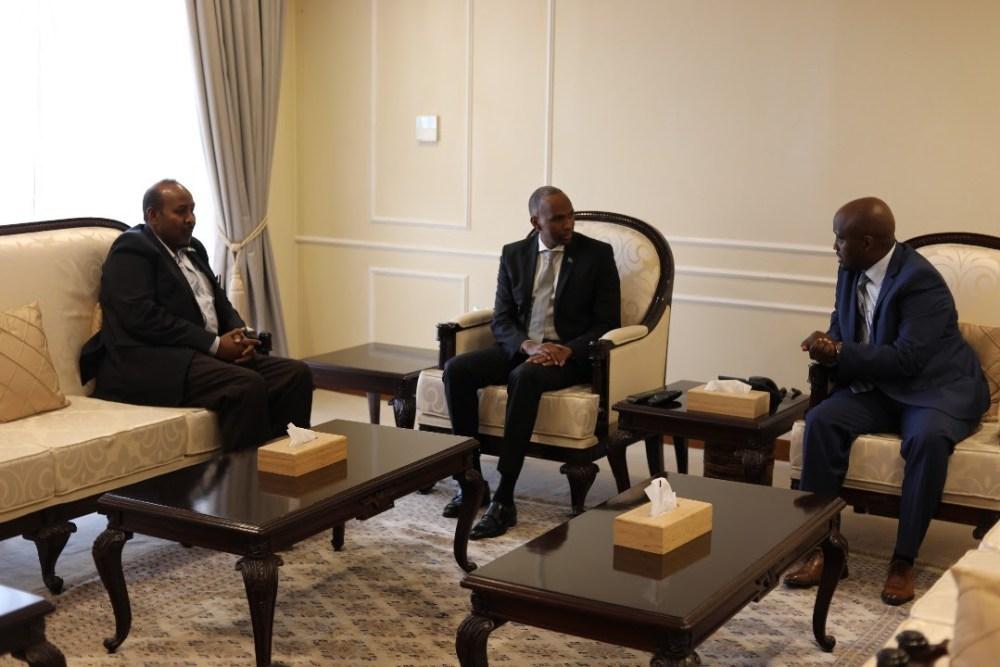 Ra'isilwasaare kheyre oo Gaaray Magaalada Kigali ee Caasimadda Dalka Rwanda