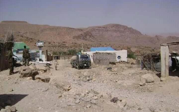 Puntland:- Al-shabaab oo la wareegay tuulada Af-rurur