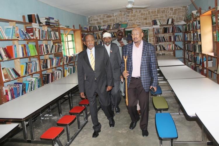 Yaa uga qeyb galay Somaliland shirka Brussels?