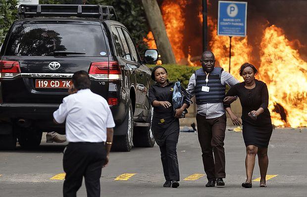 Wararkii u dambeeyay ee weerarkii Nairobi