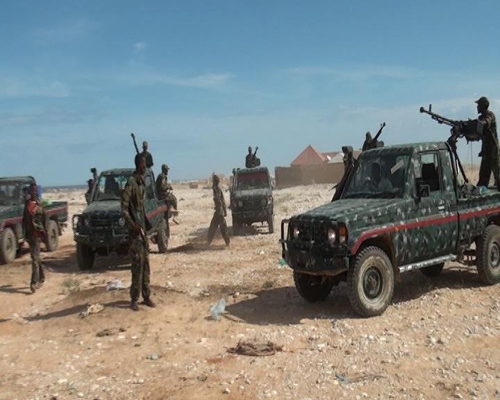 Ciidamada Somaliland oo saldhig ka samaystay degmada Yubbe ee gobolka Sanaag