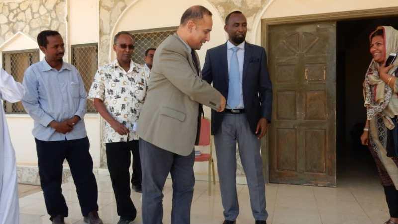 Madaxa UNDP oo booqday Wasaaradda Cadaaladda Puntland