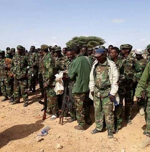 Mid kamid ah taliyaasha ciidamada Somaliland oo Yubbe lagu dilay
