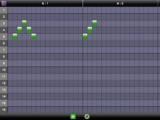edición de notas tutorial crea beats con BeatPad