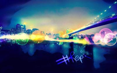 Ejemplo de Remezcla tus fotos con Repix