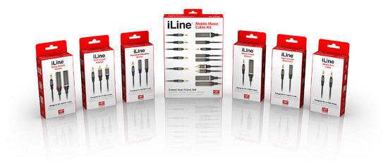 Set iLine Mobile Music Cable  Kit
