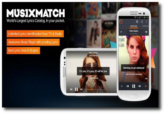 presentación musicxmatch