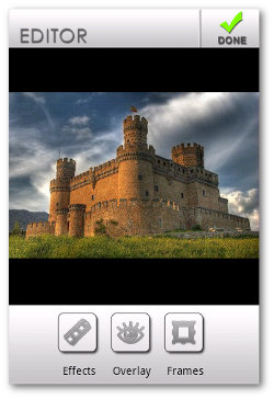 Funciones y características Photo Editor Space