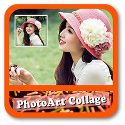 Photo Art Collage, crear collage de fotos personalizados en Android