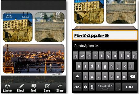 crear collages con Photo Art Studio