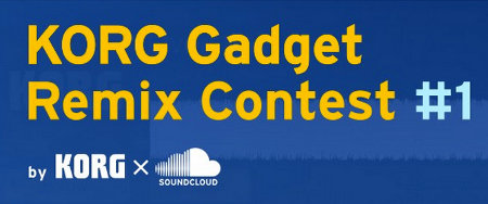 KORG y SoundCloud anuncian KORG Gadget Remix Contest