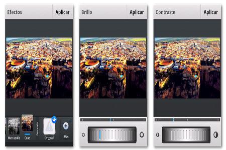 Personaliza tus fotos con Photo Editor