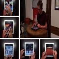 Versión de Comfortably Numb de Pink Floyd usando la aplicación de música GarageBand
