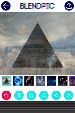 imágenes en Android con BlendPic