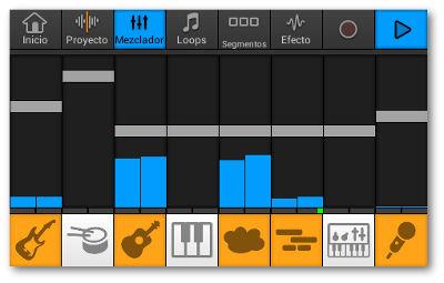 música-en-Android-con-Music-Maker-Jam