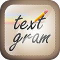 textgram instagram