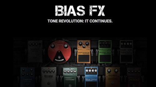BIAS FX de Positive Grid