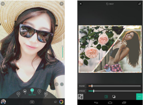 editar fotos en Android