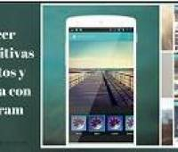 Hacer diapositivas de fotos con música en Android con Pixgram