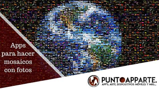 portada Apps para hacer mosaicos con fotos