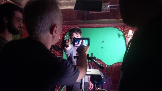 iPhone filmmaker Conrad Mess