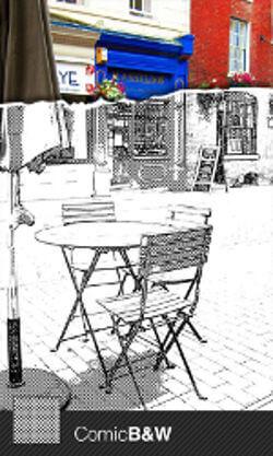 editar foto como dibujo