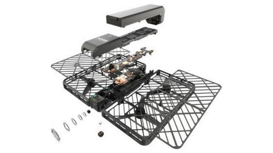 especificaciones del nuevo dron fotografico hover