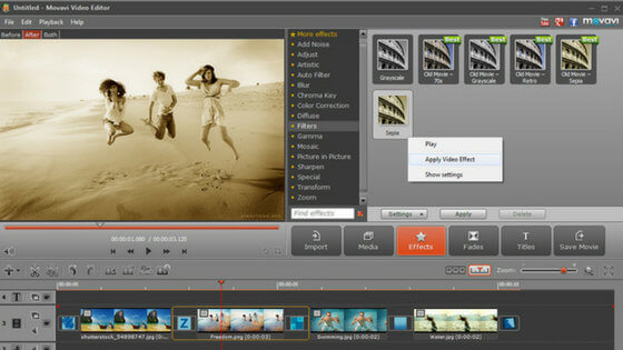 editor de video para pc