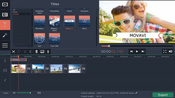 movavi alternativa a imovie