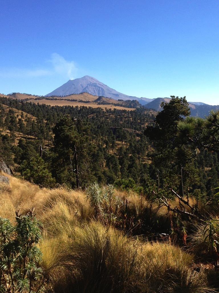 Popocatépetl-w