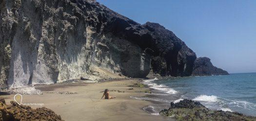 Cala virgen de Cabo de Gata, Almería
