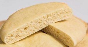 foto del pane pitta