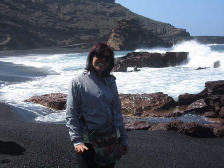 foto di me a Lanzarote: come salvare i tuoi ricordi di viaggio