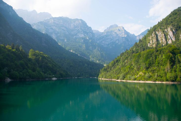 Visitare la Val Canzoi nella Valbelluna: itinerario numero 2
