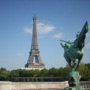 volo per la Francia