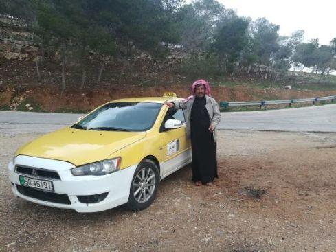 il tassista Ahmed