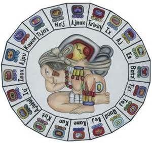 calendario completo per scoprire il tuo nahual maya