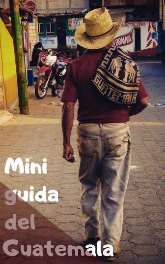 Su punto e libri trovi la mini guida del guatemala