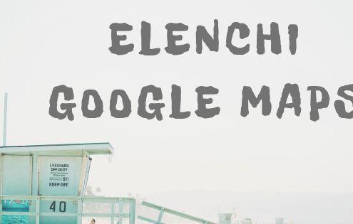 Come fare elenchi su google maps titolo aricolo
