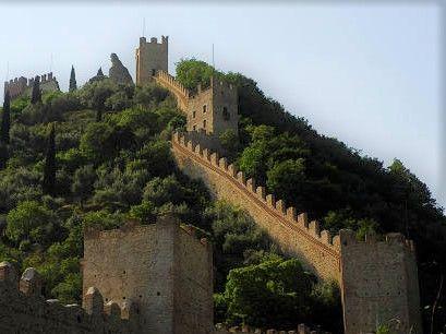 il castello di Marostica è una delle alternative alle province venete