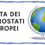 lista dei microstati europei scritta e immagine mappamondo