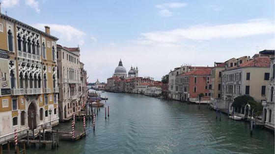 Come muoversi in Veneto: Venezia antica e moderna