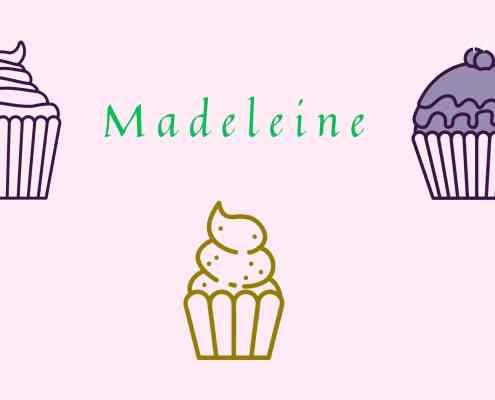 Conchiglia Madeleine