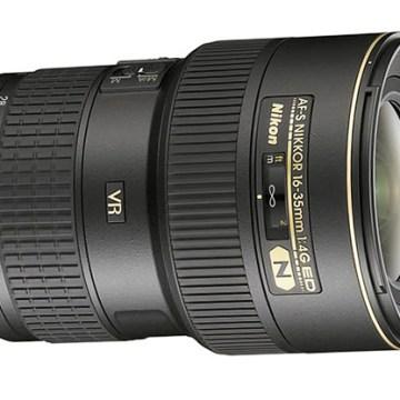 Nikon 16-35mm f4