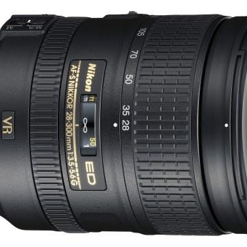 Nikon 28-300 f3.5/5.6 VR