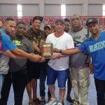 Inicia con rotundo éxito primer clásico de baloncesto 3 para 3 Carlos de León en el Ensanche Bermúdez