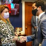 Diputado Fernández gestiona visas para dominicanos en EUA