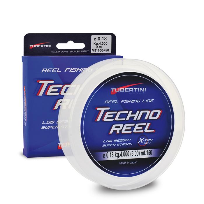 TUBERTINI - Techno Reel 150m