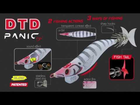 DTD – Panic Fish 3.0